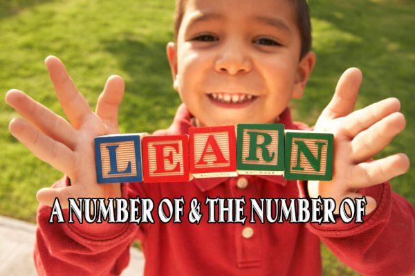 Photo of A Number Of là gì