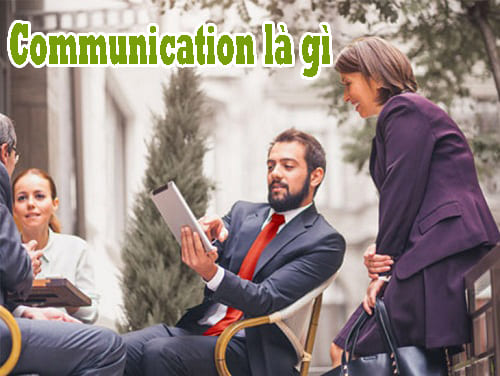 Photo of Communication là gì