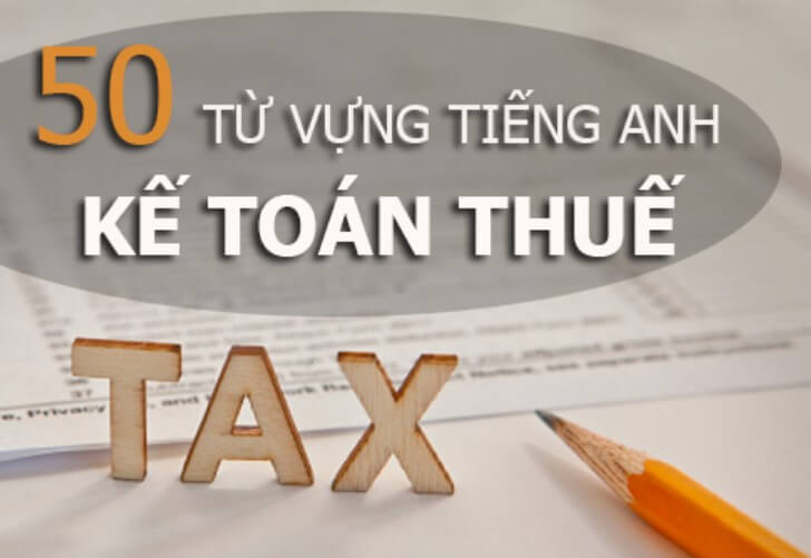 Cơ quan thuế tiếng anh là gì