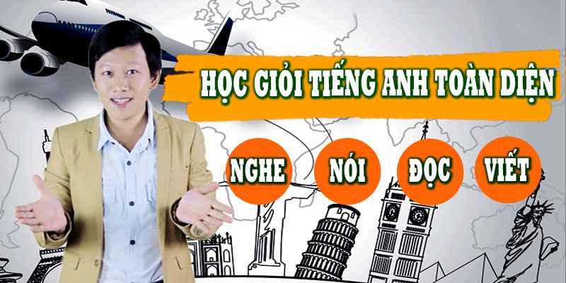 Photo of Học giỏi Tiếng Anh toàn diện: Nghe, Nói, Đọc, Viết