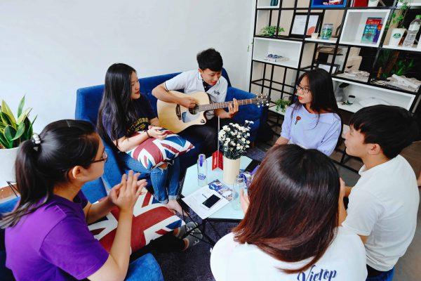 Học sinh tại Ietls Veitop
